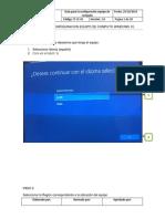 Manual Para Configuracion de Equipo Windows 10