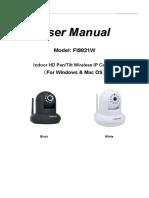 Foscam FI9821W v2 User Manual
