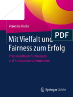 Hucke, Veronika. Mit Vielfalt Und Fairness Zum Erfolg