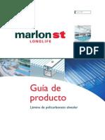 Catalogo Policarbonato Marlon ST Alveolar