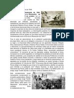 La Revolución de Octubre de 1944