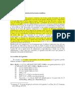 Clase 5. Enfoques Semanticistas de Las Teorias Cientificas