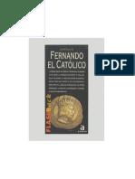 Fernando El Católico Javier Palao Gil