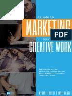 Guide to Marketing Your Creative Work Creatbiz.com