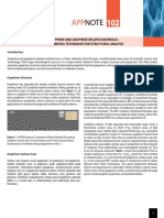 Graphene and Graphene-related Materials_fundamental Techniques for Structural Analysis
