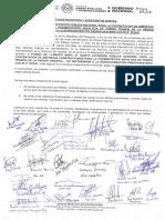 Acta Llamado MOPC Nº 83/2018 Licitación Pública Nacional