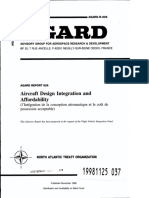Aircraft Design Integration and Affordability