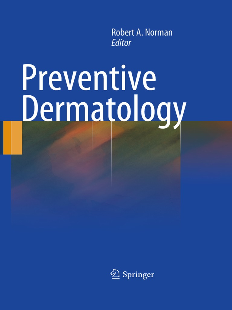 0d93b96e98db Preventive Dermatology - R. Norman (Springer