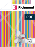 Catalogo Richmond 2018