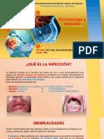 Exposición Microorganismos e Infección