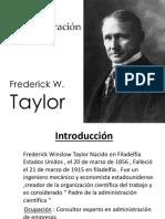 Presentación Taylor