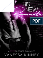 His New Roommate - Stepbrother Standalone Romance by Vanessa Kinney