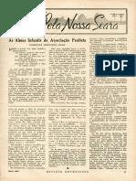 De Que Lado a IASD Estava Quando Jâmio Quadros Condecorou a Che Guevara