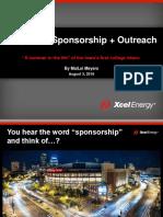 intern presentation - mailei meyers   sponsorship