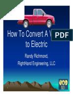 Brigham Joffs Electric Vehicle Conversion Design Copy