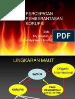 47320927-Akar-Masalah-Korupsi-Dan-Pemberantasannya.ppt