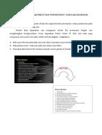 Langkah Print File Power Point Tanpa Background