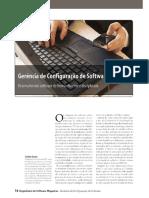 Proposição de Melhorias Em Um Processo de Gerenciamento de Configuração de Software