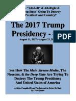 Trump Presidency 13 - August 11, 2017 – August 23, 2017