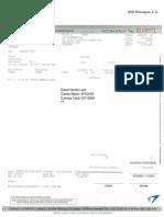 Provisiones Cuentas Tarjetas de UNO