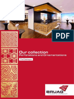 Collection of Perforations and Ornaments Bruag AG Email
