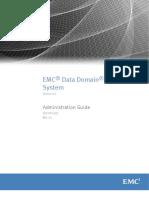 302-001-632 REV 01 EMC Data Domain Operating System Administration Guide 5.6