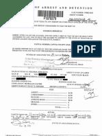 PCA Warrant F1876579