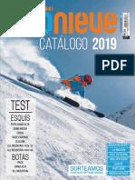 Solo Nieve Catalogo 2019