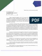Carta de la SAF a la AFA por la final de la Libertadores entre Boca y River