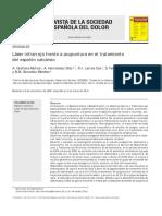 Láser infrarrojo frente a acupuntura en el tratamiento.pdf