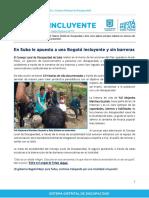 Boletín Informativo Bogotá Incluyente 27 N°17