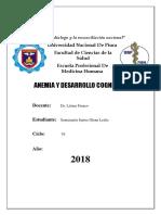 Anemia y Desarrollo Cognitivo-santamaria Juarez