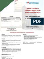 Corregido Diptico Soporte Mecanico Cardiopulmonar - Ecmo