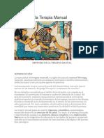 Historia de La Terapia Manual 1 j01n2018501pm