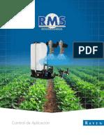 Boletín Control de Aplicaciones RAVEN, RMS