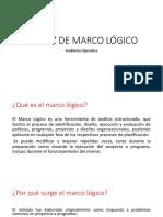 Matriz de Marco Logico