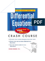 Differential Equation - Richard Bronson.pdf