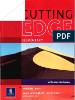 Cutting Edge - Elementary Students' Book