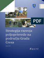 Strategija Razvoja Poljoprivrede - Otok Cres (1)