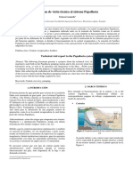 Paper Visita Técnica Sistema Papallacta