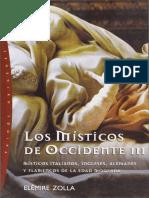 Los Místicos de Occidente III - Elemire Zolla.pdf