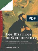 Los Místicos de Occidente IV - Elemire Zolla.pdf