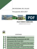 Provincia Constitucional Del Callao 2015-2017
