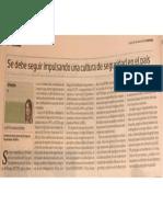 2018.04.30 GESTION_Cultura Seguridad Peru