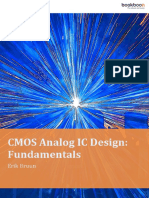 Cmos Analog Ic Design Fundamentals