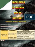 2. VINCULAMOS LO CLÁSICO CON EL DESTINO -SESIÓN DE APRENDIZAJE