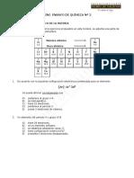 5642-Mini ensayo N° 2 Química 2016