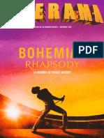 Bohemian Rhapsody - Revista Cinerama