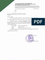 Surat Undangan Pemakalah Pendamping