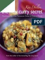 The New Curry Secret - Kris Dhillon